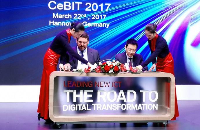Huawei e Indra potencian sus estrategias de crecimiento internacional
