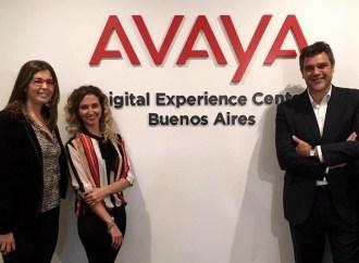 Avaya inauguró su Digital Experience Center en Buenos Aires