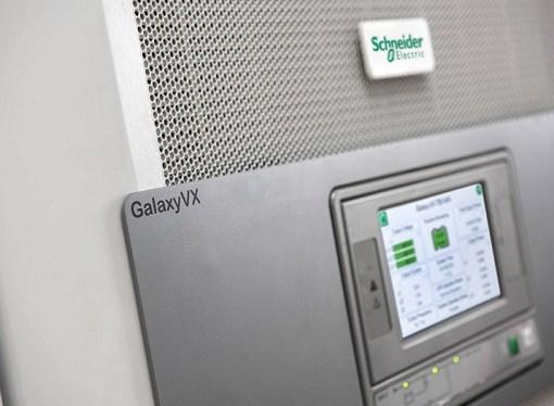 Schneider Electric lanzó la solución de protección de energía Galaxy VX
