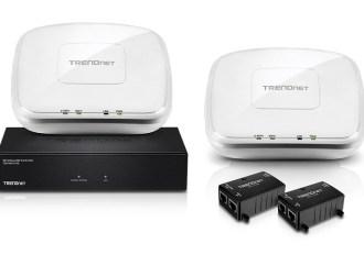 TRENDnet presentó TEW-821DAP2KAC