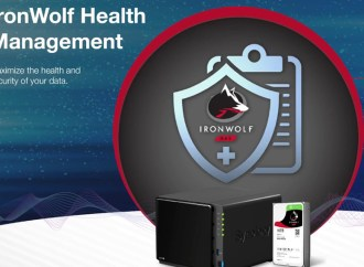 Seagate suma IronWolf Health Management al NAS de Synology