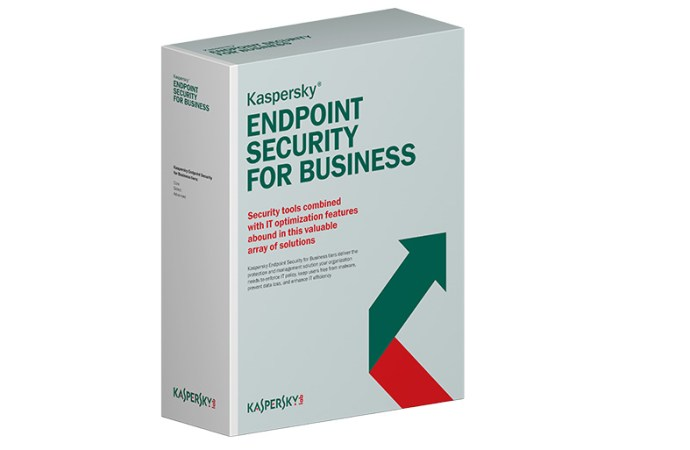 Nuevo Kaspersky Endpoint Security for Business