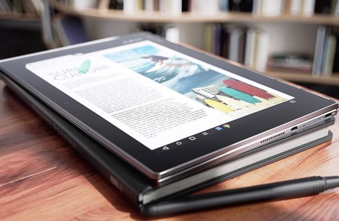 Lenovo presentó la Yoga Book