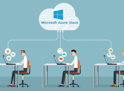Dell EMC presentó una plataforma de nube para Microsoft Azure Stack