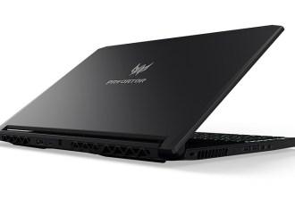 Acer presentó nuevas portátiles gaming, desmontables y PC all-in-one