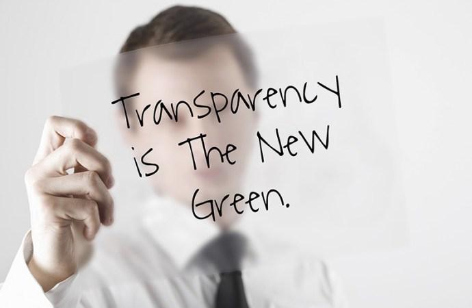 5 beneficios de la transparencia en el trabajo
