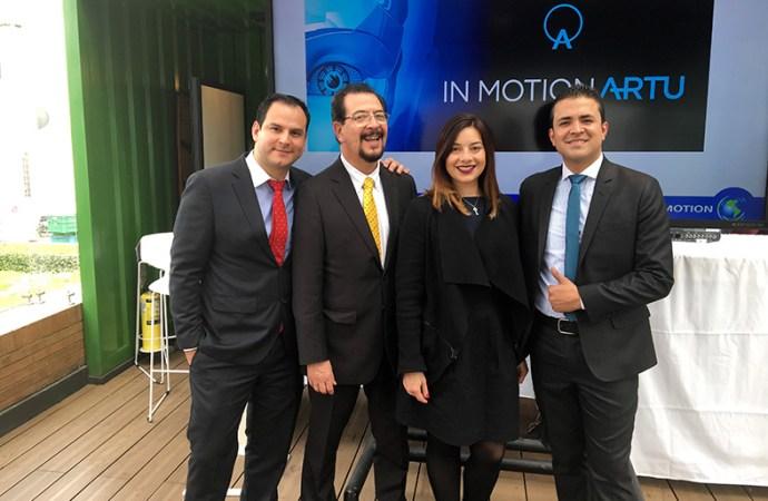 In Motion presentó su solución de inteligencia artificial ARTU en Colombia