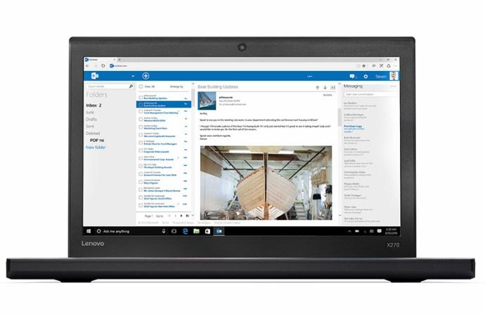Lenovo lanzó la ThinkPad X270