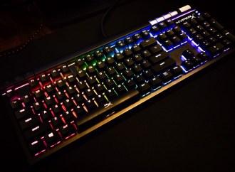 "HyperX presentó el teclado ""HyperX Alloy Elite"""