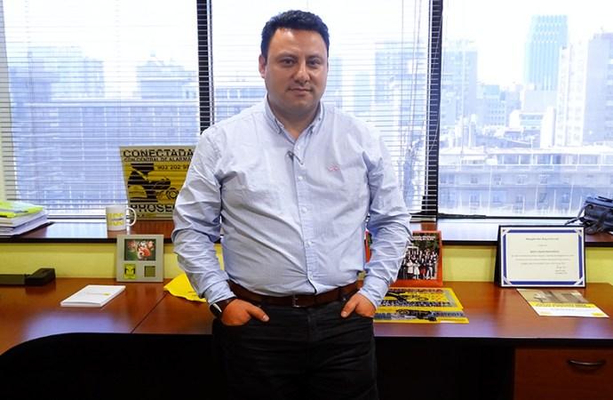 Prosegur Alarmas designó a Roberto Rivera Alarcón como su nuevo gerente General
