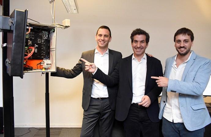 El Gobierno de la Ciudad de Buenos Aires presentó una plataforma de sensores