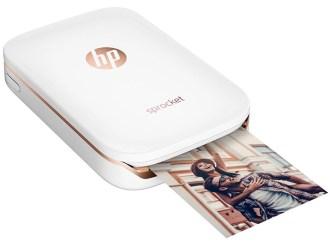HP presentó la impresora portátil Sprocket