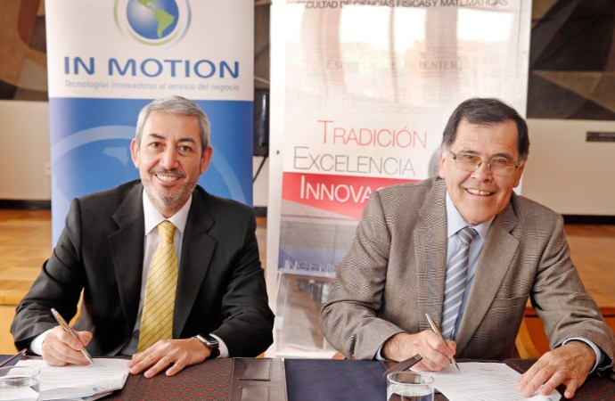 In Motion y la Universidad de Chile crean soluciones a partir de inteligencia artificial