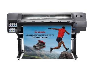 HP presentó impresoras Latex para la producción de señalizaciones de amplio formato