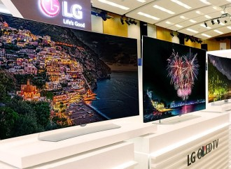 Frávega invirtió $40 millones para fabricar televisores LG en Argentina