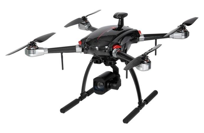 Dahua presentó dron que garantiza la seguridad pública