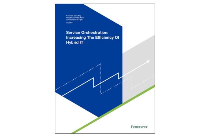 """""""Service Orchestration"""" es clave para conseguir los beneficios de la tecnología híbrida"""