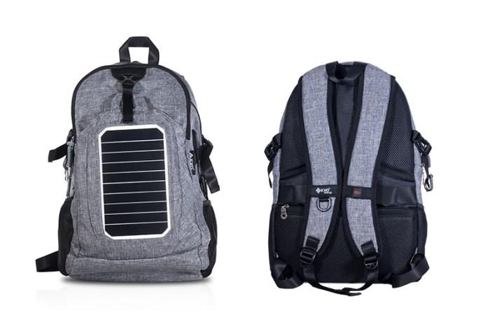 EXO lanzó una mochila solar
