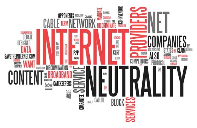 ¿Puede EEUU alterar la neutralidad de internet?