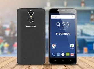Hyundai Technology lanzó el smartphone Eternity W44