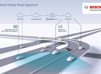 Bosch se asoció con HERE para una movilidad más conectada