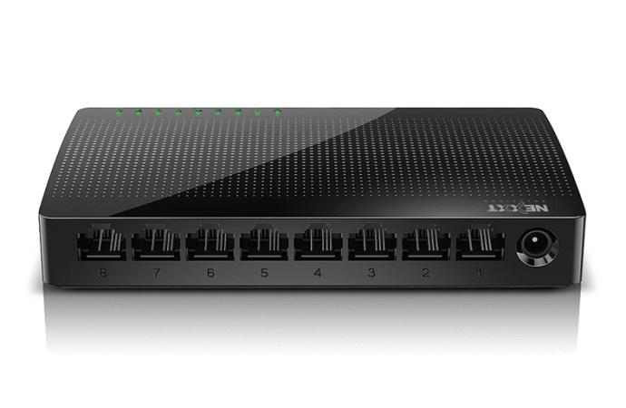 Nexxt Solutions presenta Naxos 800 Switch Ethernet