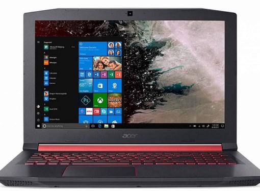 Acer lanzó la portátil gaming Nitro 5