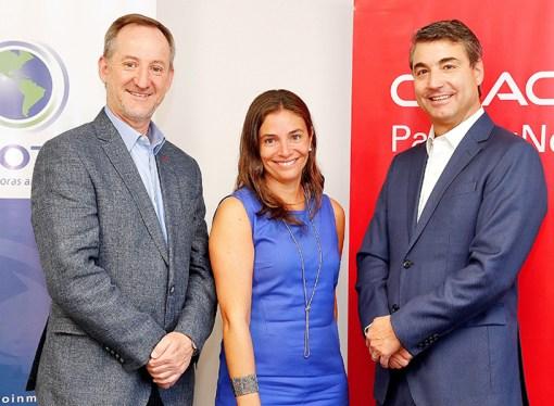In Motion: primer partner chileno de Oracle que alcanza la categoría de implementador CEI