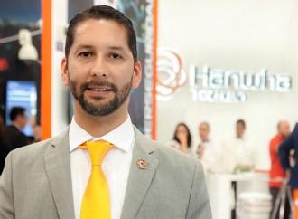 Germán Pacheco es el nuevo gerente de Producto de Hanwha Techwin para América Latina