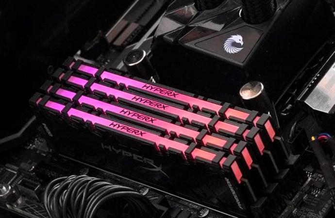 HyperX lanzó Predator DDR4 RGB