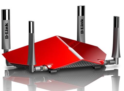 D-Link lanzó en Chile el Router AC1900 Wi-Fi Wave II Gigabit