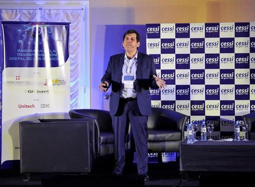 """CESSI realizó el encuentro """"Panorama de la Transformación Digital de los Negocios"""""""