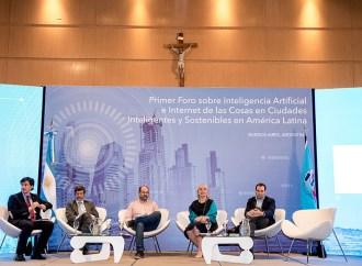 Con los avances en IoT procuramos facilitarle la vida a los ciudadanos