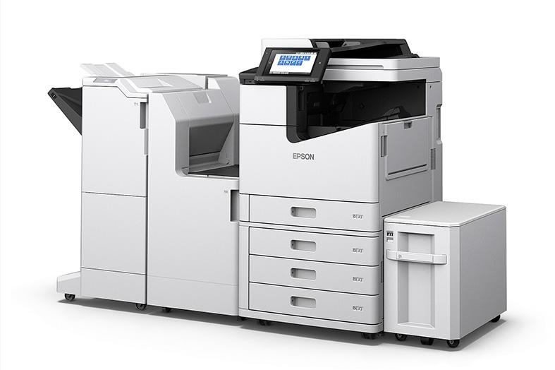 Epson presentó sus nuevas multifuncionales A3 color de alto rendimiento