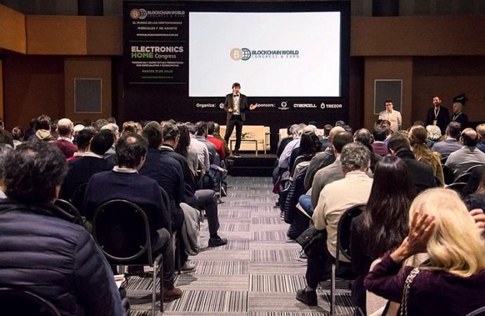 """Gran convocatoria en la primer edición de """"Blockchain World Congress"""""""