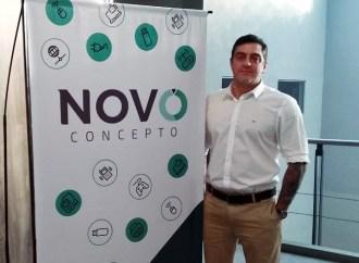Adrián Suárez Ferreira, nuevo Jefe de Ventas en Novo Concepto