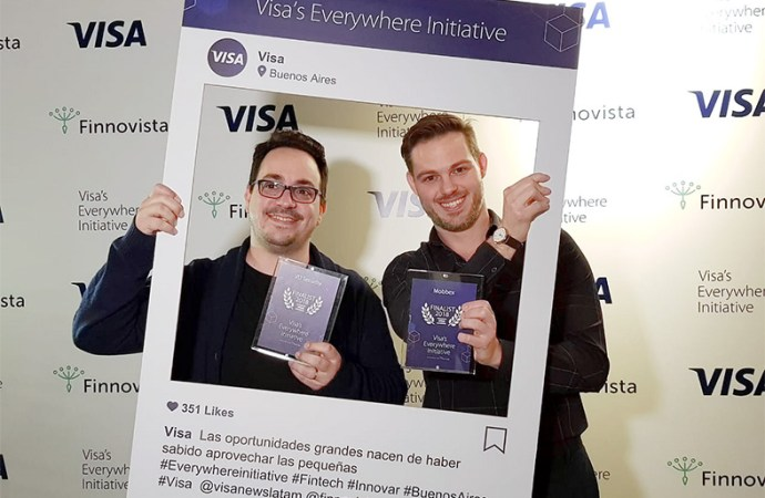 Visa dio a conocer las empresas finalistas de su Everywhere Initiative