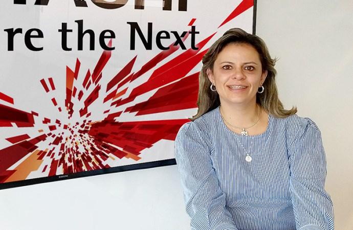 Hitachi Vantara designó a María Laverde como Partner manager