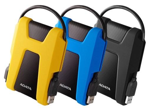 ADATA lanzó los discos rígidos externos HD680 y HV320