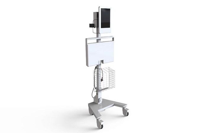 EXO presentó una solución que facilita el trabajo de enfermería