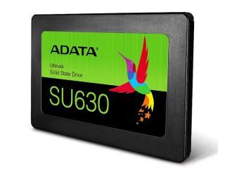 ADATA lanzó el SSD Ultimate SU630 3D QLC NAND