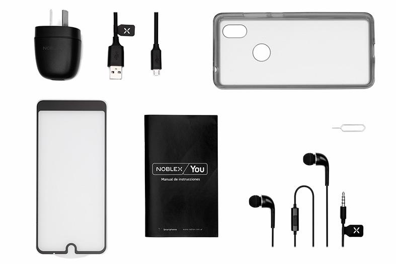 Noblex presentó YOU, el modelo insignia de su linea de smartphones