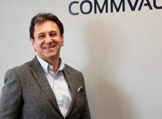 Enrique Valerio, director de Ventas para Latinoamérica de Commvault