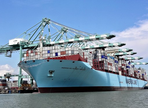 Maersk lanzó una gama completa de servicios de cadena de suministro en México