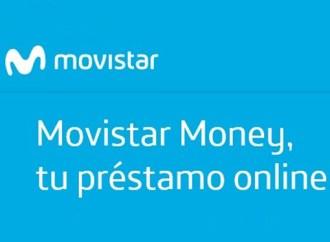 Nace Movistar Money, servicio de préstamo al consumo