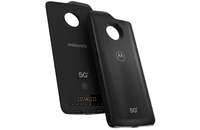 El Moto mod 5G llega a Verizon