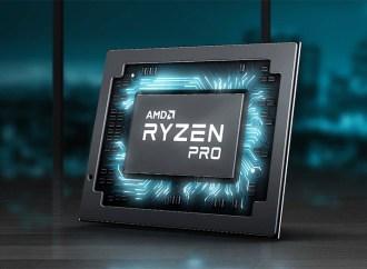 AMD presentó la 2° generación de procesadores Ryzen PRO Mobile