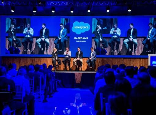 Se celebró el Salesforce Basecamp 2019 en Argentina