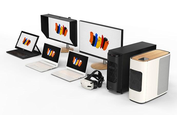 Acer presentó ConceptD, su nueva y completa línea de productos para creativos