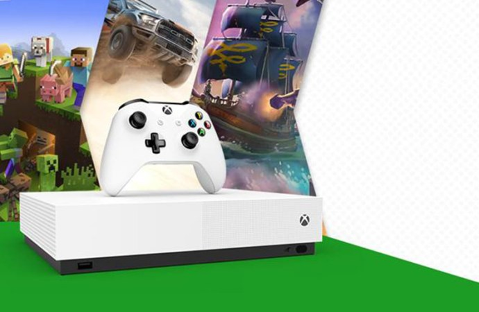 Microsoft presentó la Xbox One S All-Digital Edition